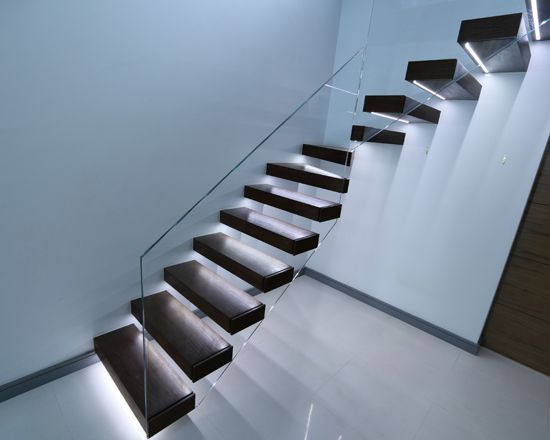 floating stairs