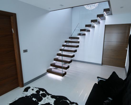railing london stairs project